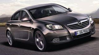 Opel презентует в 2015 году Insignia с новым 2-литровым турбодвигателем