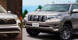 Toyota Highlander или Land Cruiser Prado: О выборе рассказали эксперты