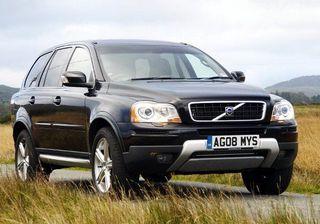 Volvo свернула производство по выпуску кроссовера XC90 первого поколения