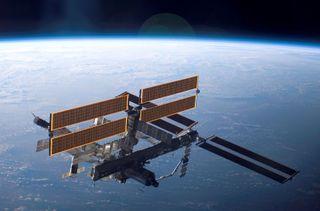 NASA запустило прямую видеотрансляцию с МКС