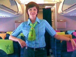Открыто уголовное производство по факту травмирования  российской стюардессы в аэропорту Дубая