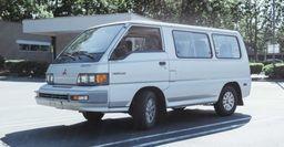 В Вашингтоне продают Mitsubishi Van за 5 000 долларов