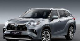 Внедорожник мечты или чем Toyota Highlander лучше Land Cruiser