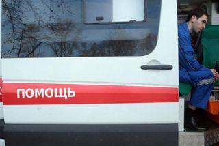 В Пинске 7-летний ребенок попал под колеса автомобиля