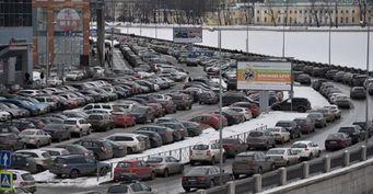 В России планируют вводить штрафы за нечитаемые номера