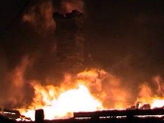 Жертвами пожара в Приморье стали три человека