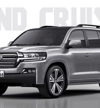 На конвейер бы его: Показан Toyota Land Cruiser 200 Luxury – элегантность во всём