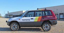 В США продают тюнингованный Toyota RAV4 за 1 100 долларов