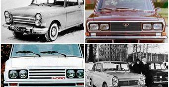 Капелька иностранщины! В сети показали супернавороченные советские машины – от ГАЗ-24 до ВАЗ-2103
