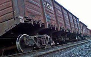 В Забайкалье с рельсов сошли 3 вагона грузового поезда