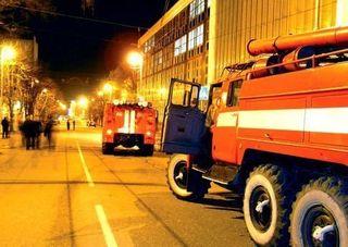 Пожарные из Климовска спасли десятерых