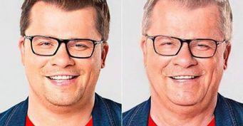 Резиденты-пенсионеры: Как будут выглядеть звёзды Comedy Club в50-60 лет