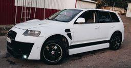 Пользователей возмутил изуродованный Volkswagen Touareg: «Внешка просто траур»