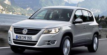 Разогнался – поплатился: Почему Volkswagen Tiguan – не лучший кроссовер для «рысачества»