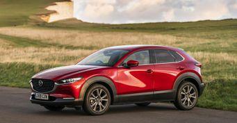 Без кожи иполного привода за2 миллиона: Российская Mazda CX-30 огорчила ценой иоснащением