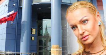 Заплаканная Волочкова прокомментировала штраф в 20 тысяч рублей