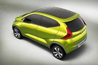 Кроссовер Datsun redi-Go скоро появится в России