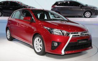 Официально представлена новая версия Toyota Yaris