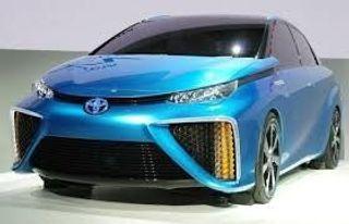 Имя Mirai получил первый серийный водородный седанToyota
