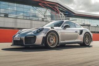 Porsche 911 GT2. Фото: VAG
