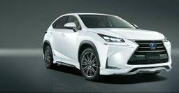 Lexus объявил о приеме заказов на кроссовер NX в версии Sport