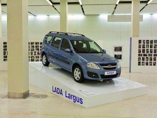 «АвтоВАЗ» хочет создать пикап на основе Lada Largus