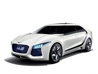 Hyundai готовит гибрида для конкуренции с Toyota Prius