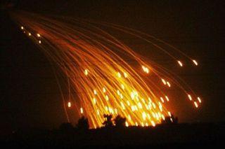 Минобороны РФ: Украинские силовики использовали на востоке страны фосфорные бомбы