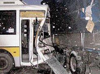 Девять человек, которые пострадали в аварии под Железнодорожником, погибли
