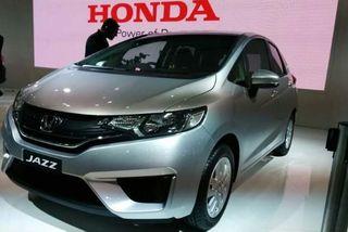 В Париже состоится премьера новой Honda Jazz