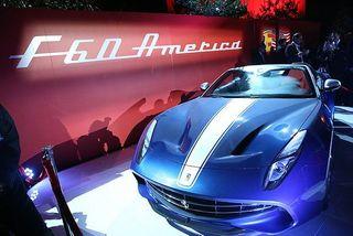 Меган Фокс и Брайан Остин Грин побывали на юбилее Ferrari