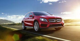 Mercedes-Benz представит пять новых внедорожников к 2020 году
