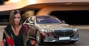 Виноват контракт: Бузова останется без «эсочки» Mercedes-Maybach за15млн рублей из-за расставания с Давой