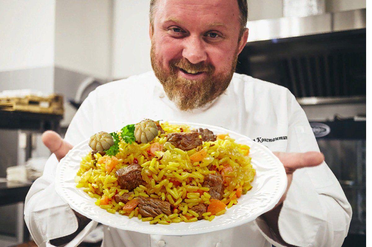 «Нажористый» плов: Шеф Ивлев поделился рецептом плова, который готовит для семьи