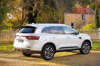 Фото: Renault Koleos, источник: Renault