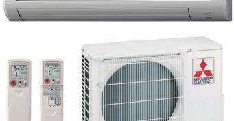 Какие кондиционеры Mitsubishi Electric подходят к небольшим и средним помещениям