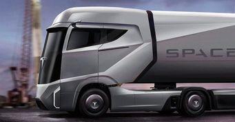 Илон Маск рассказал, когда выйдет первый грузовик Tesla