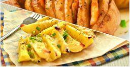 Топ-3 рецепта запеченной картошки для костра и духовки