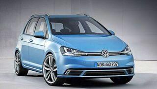 «Volkswagen» назвал стартовую цену «Golf» с мотором 1,6