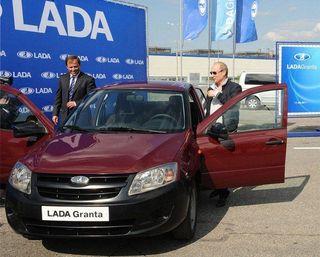 АвтоВАЗ добавил LADA Granta еще одну комплектацию
