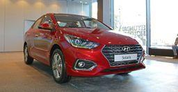 В России протестировали новый Hyundai Solaris