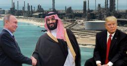 Конец «нефтяной войны» между Россией и Саудитами: США подтолкнули арабских нефтяников к союзу с Москвой