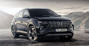 Сначала испортили «Крету», теперь «Тушкан»: Рисковый дизайн Hyundai Tucson могут не оценить в России