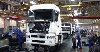 В Татарстане началась серийная сборка обновленного КАМАЗ-5490 NEO