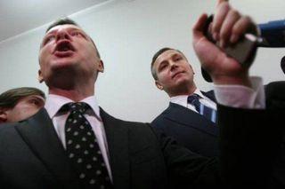 Ляшко: Силовики на Донбассе не могут выйти из окружения