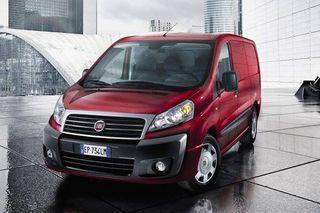 Продажи коммерческого Fiat Scudo стартуют в России