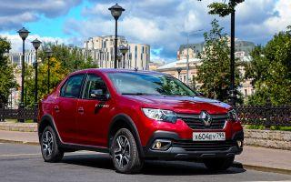 Фото: Renault Logan Stepway, источник: Renault