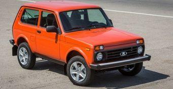 «АвтоВАЗ» представил «топовые» версии LADA 4X4