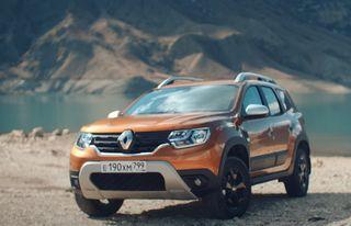 Новый Renault Duster. Кадр: YouTube-канал Clickoncar