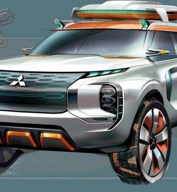 Слухи: Mitsubishi готовит конкурентов Creta и Fortuner